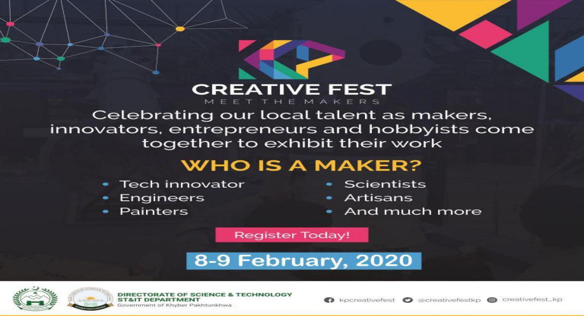 KP Creative FEST - Meet the makers on 8-9 February 2020
