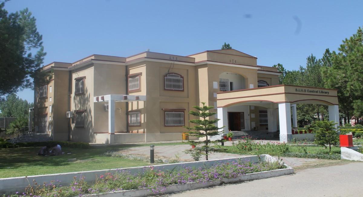 Library - University of Malakand