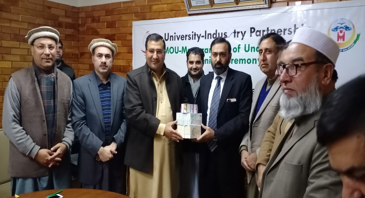 University-Industry Linkages: MoU with Rock Pharmaceutical Lab (Pvt) Ltd